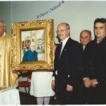 C.R.I. consegna ritratto a Don Piero