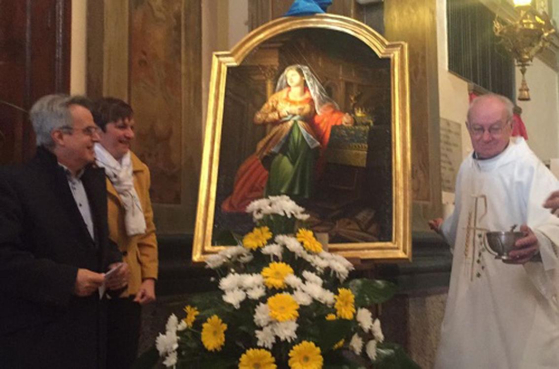 Castelrosso-presenta-il-quadro-restaurato-di-Santa-Elisabetta