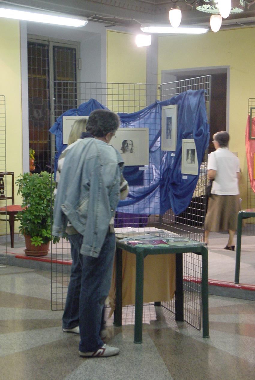 Mostra Diana e Salvatore Pronestì a Verolengo 2007 (15)