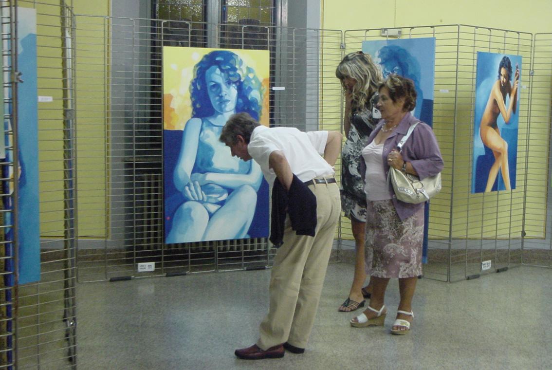 Mostra Diana e Salvatore Pronestì a Verolengo 2007 (20)