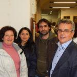 Mostra alla festa Lucana nella ex biblioteca Chivasso 2014 (1)