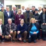 Mostra alla festa Lucana nella ex biblioteca Chivasso 2014 (3)
