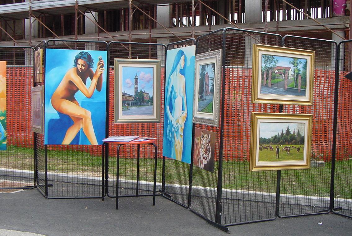 Mostra di Diana e Salvatore Pronestì a San Giusto (1)
