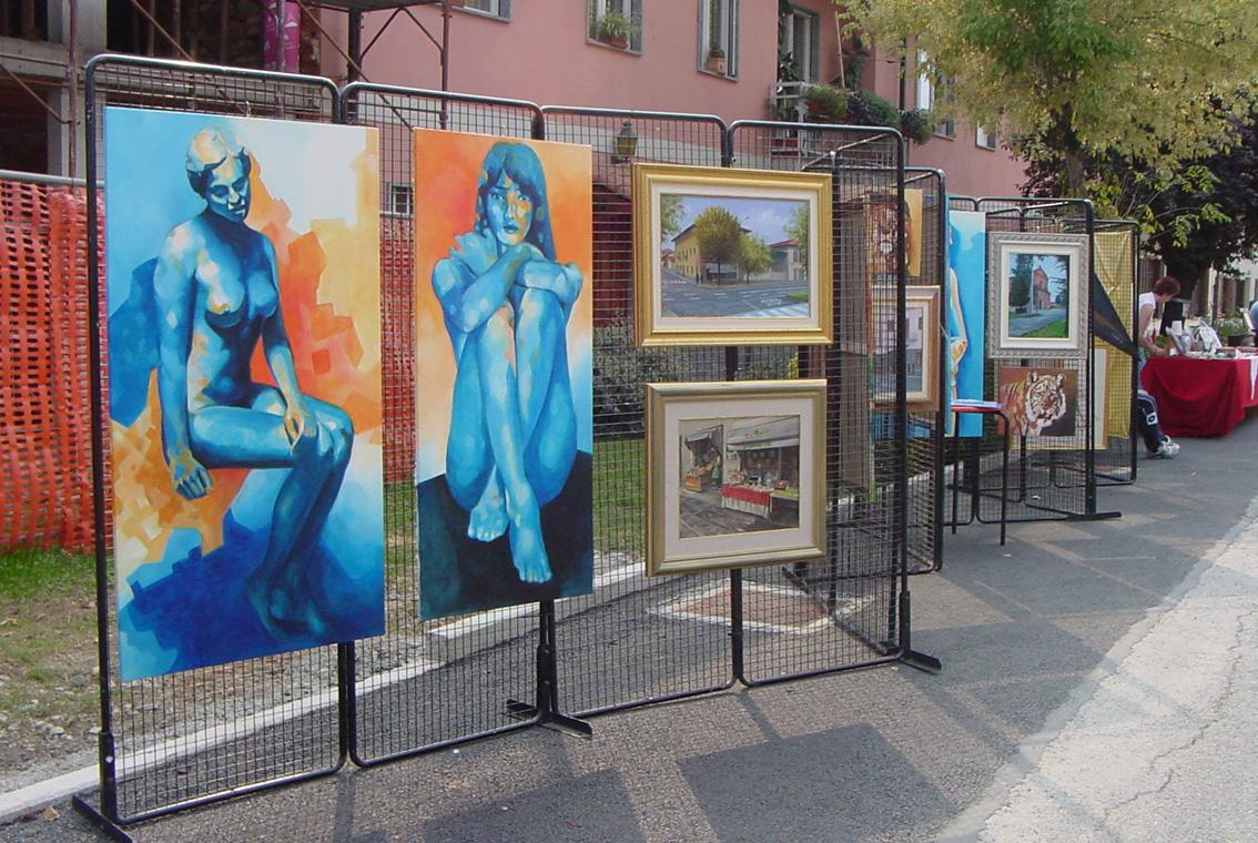 Mostra di Diana e Salvatore Pronestì a San Giusto (10)