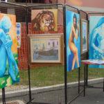 Mostra di Diana e Salvatore Pronestì a San Giusto (2)