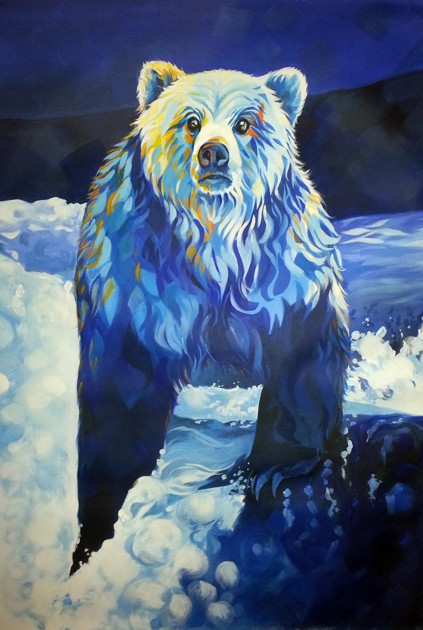 orso-blu