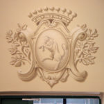 trompe-leoil-su-muro-stemma-di-Torino