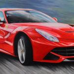 Ferrari cm 65 x 125